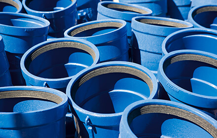 Crevet Ductile Fittings
