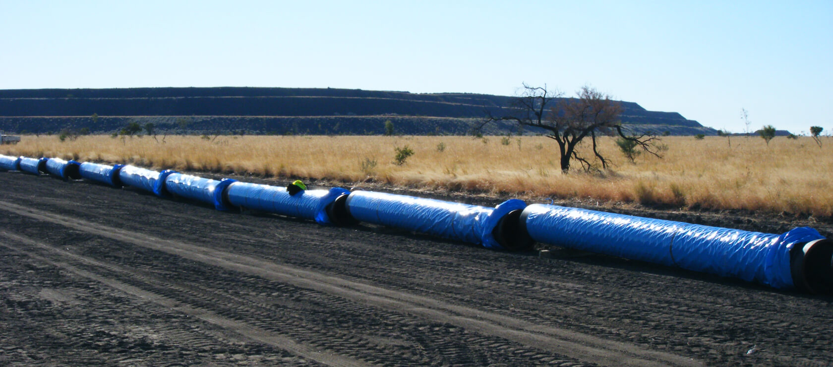 Cloncurry Water Pipeline Project